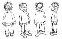 Grandad - Pencil Draft Designs