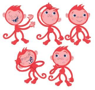 Monkey - Design Sheet
